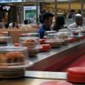 Wasabi Sushi revolving