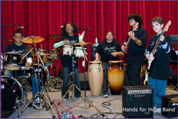 Hands for Hope Kids Band