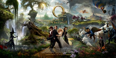 See Oz The Great and Powerful when it premieres this weekend with MyMovieDeals.com