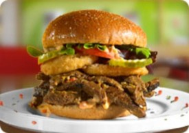 "Veggie Grill ""Burger"""