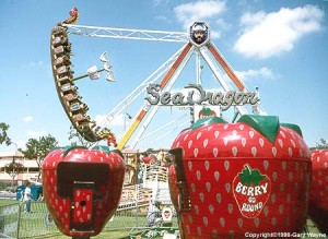 The Strawberry Festival has something for the whole family.