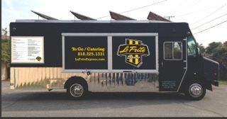 La Frite Express food truck