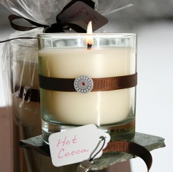 Gwennie candles are full of fun and whimsy.